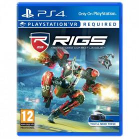 RIGS : Mechanized Combat League VR