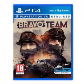 Bravo Team Jeu VR
