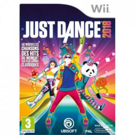 Just Dance 2018 Jeu Wii