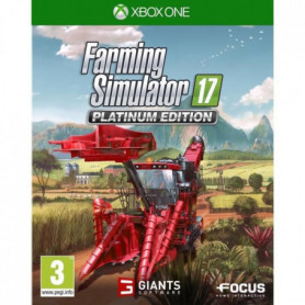 Farming Simulator 17 Edition Platinium