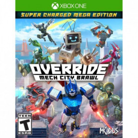 Override : Mech City Brawl - Super Charged