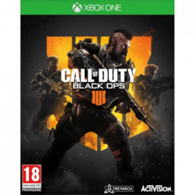 Call of Duty Black OPS 4 Jeu Xbox One