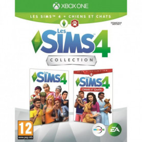 SIMS 4 Edition Chiens & chats Jeu Xbox One