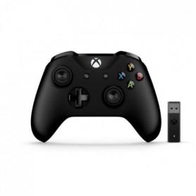 Manette Xbox One + Adaptateur Sans Fil