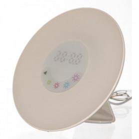 Lampe radio réveil - Lumiere progressive