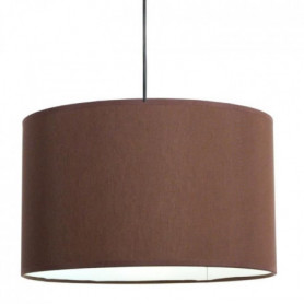 ALFENA ROND Suspension 40x40x80 cm Marron