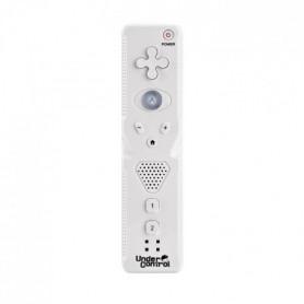 UNDER CONTROL iiMote Motion+ Wii / Wii U - Blanc
