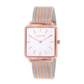 CLUELESS Montre Quartz BCL10144-801 Orange Cuivré
