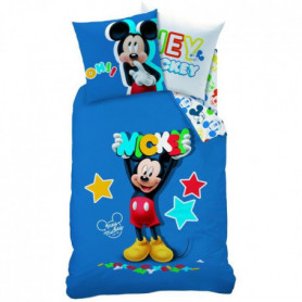 Parure de couette Disney Mickey Story