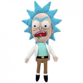 Figurine Funko Galactic Plushies : Rick & Morty