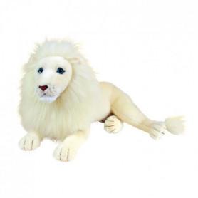 Jemini mia et le lion blanc peluche +/- 45cm