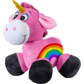 INFLATE-A-MALS Peluche gonflable Licorne chevauchable