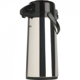 THERMOS Pichet a pompe isotherme - 1,9L - Inox