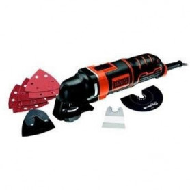 BLACK & DECKER Outil multi-fonctions - 280 watts