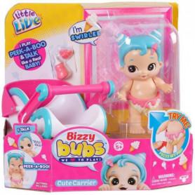 LITTLE LIVE PETS Bizzy Bubs avec mobilier SWIRLEE