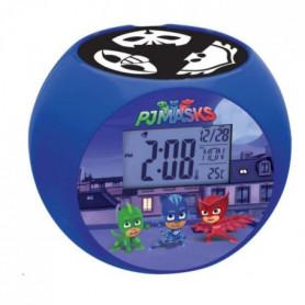 LEXIBOOK - PYJAMASQUE - Radio Réveil Enfant