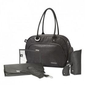 BABYMOOV Sac a langer Trendy Bag Black