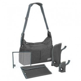 BABYMOOV Sac a langer Urban Bag Black