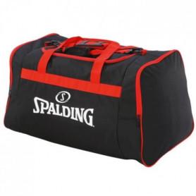 SPALDING Sac de sport Team Médium - 50 L - Rouge