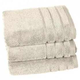 VENT DU SUD Lot de 3 serviettes CALLISTO - 50x90 cm