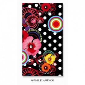 HIP Serviette de Plage Flamenco 100x180 cm