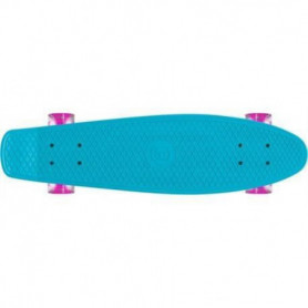 PROHIBITION Skateboard Retro Plastique Lumina