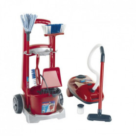 VILEDA - Chariot de ménage avec aspirateur