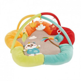 BABYSUN Tapis Cocon d'Eveil Jungle Heroes