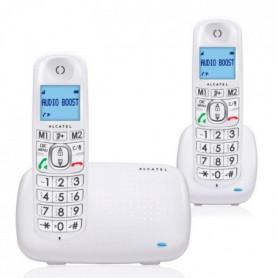 Alcatel XL385 Duo Blanc