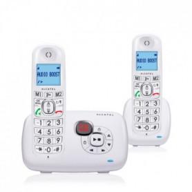 Alcatel XL385 Voice Duo Blanc