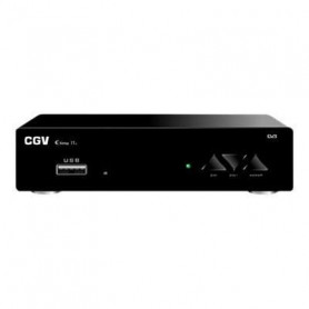 CGV ETIMO 1T-2 Récepteur Enregistreur TNT HD