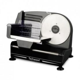 TECHWOOD TTR-896 Trancheuse électrique - Noir