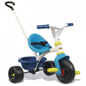 SMOBY Tricycle Enfant Evolutif Be Fun Bleu