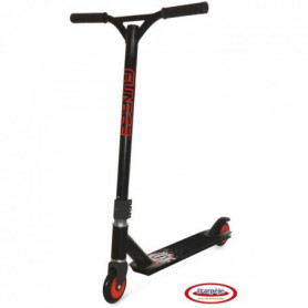 FUNBEE Trottinette freestyle 2 roues + casque bol
