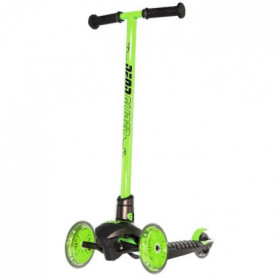 NEON -  Glider Verte - Patinette 3 Roues a Led