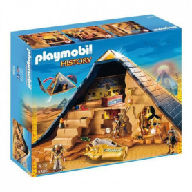 PLAYMOBIL 5386 - History - Pyramide du Pharaon
