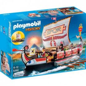 PLAYMOBIL 5390 - History - Galere Romaine