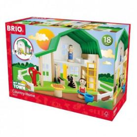 BRIO - My Home Town - Maison Des Fermiers