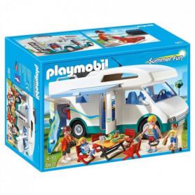 PLAYMOBIL 6671 Famille avec Camping-Car