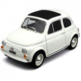 BBURAGO Véhicule miniature en métal Fiat 500 1965