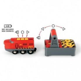 BRIO World  - 33213 - Train Express Radiocommandé