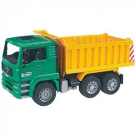 BRUDER - 2765 - Camion Benne Man 45cms Echelle