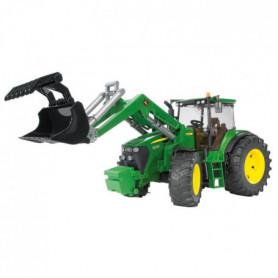 BRUDER - 3051 - Tracteur John Deere 7930 Avec Fourche