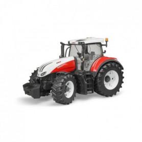 BRUDER - Tracteur STEYR 6300 Terrus CVT - 34,5 cm