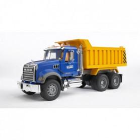 BRUDER - 2815 - Camion benne MACK - Echelle 1:16