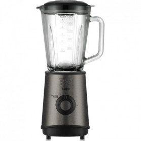 BLACK & DECKER BXJB800E Blender en verre 800 W