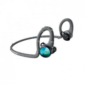 PLANTRONICS BackBeat FIT 2100 Casque Sport Bluetooth - Gris