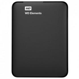WD - Disque dur Externe - Elements Portable - 4To