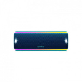 SONY SRSXB31LCE7 Speaker Wireless Bluetooth - Bleu