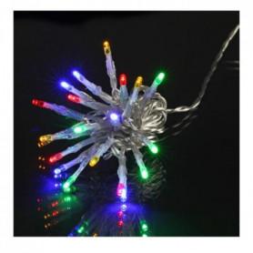 Guirlande de Noél LED extérieure filaire